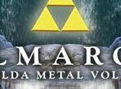 música Zelda pasa sonido metalero