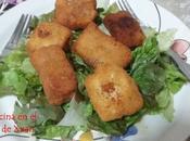 Nuggeets pescado queso