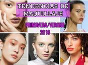 vídeo domingos: Tendencias maquillaje primavera/verano 2019
