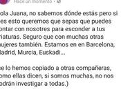 Justicia Juana Rivas