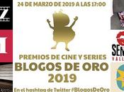 Edición Premios Blogos