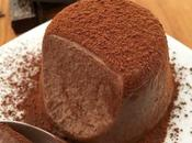 Pannacota chocolate