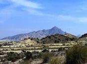 Volcanes Fortuna. Cabecicos Negros rocas encajantes.