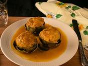 Alcachofas rellenas carne