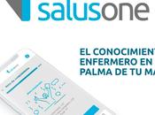 Salusone: conocimiento enfermero palma mano