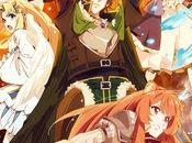anime ''Tate Yuusha Nariagari'', desvela poster oficial