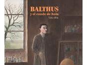 Balthus conde Rola, Tyto Alba. artístico, perverso divino