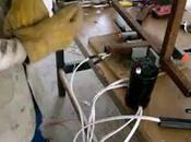Máquina para soldar Portátil ligera barata