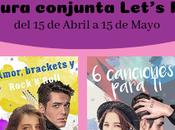 #UnaSemanaConMuchoRock'N'Roll ¡Lectura conjunta libros Let's Rock sorteo!
