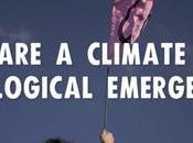 Rebelión bordo nave Tierra contra pasividad dirigentes políticos ante crisis medioambiental