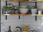 nueva cocina subway tile algunos otros cambios