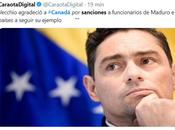 ¿Por #Canada ataca pueblo #Venezuela? ¿Cuáles intereses #AmericaLatina?