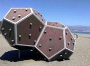 """Estructuras Weaire-Phelan"" playa Torre"