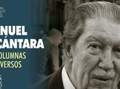 Manuel Alcántara, autor Libro