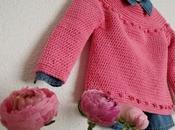 Jersey crochet