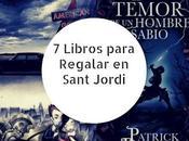 Libros para Regalar Sant Jordi