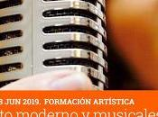 Curso canto moderno musicales Málaga coach vocal Isabel Villagar