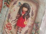 Galleta marco, muñeca gorjuss