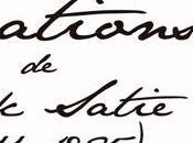 VEXATIONS Erik Satie