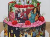 Cake photo 40th birthday