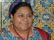 Rigoberta Menchú, nieta mayas