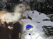 buitres quedan bola nieve