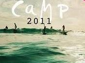 Roxy surf camp verano 2011