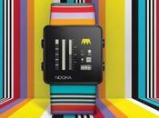 Nooka, reloj inspirado arte.