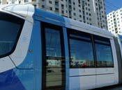 Arranca tranvía Argel puesta marcha primer tramo