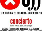 Macrofestival Granada OFF. Música cultura. delito