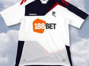 Nueva camiseta Reebok Bolton Wanderers