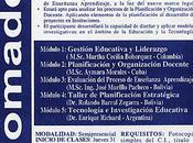 Módulo Tecnología Investigación Educativa: Diplomado Gestión Pedagógica Aula, Universidad Mayor Andrés, IICA, ASEA Versión