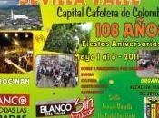 Fiestas Aniversarias 'Sevilla Valle años'