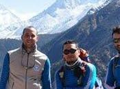 Dominicanos camino Everest