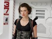 Milla Jovovich habla sobre 'Resident evil