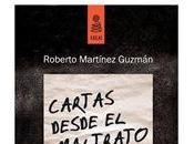 Roberto Martínez sortea once ejemplares novela: Cartas desde maltrato