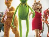 Póster 'The Muppets', decir, 'Los teleñecos'