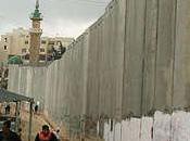 otro lado: vida Palestina dividida muro israelí
