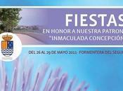 Formentera Segura. Fiestas Patronales Purísima Feria Sevillanas 2011