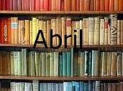 Revisando lecturas: Abril