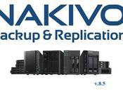 Disponible Nakivo Backup Replication v8.5