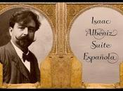 """Extracto Isaac Albéniz"""" Juan Ramón Jiménez"""