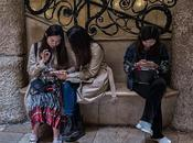 Barcelona (Eixample-La Pedrera): Atención japonesa