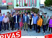 vuelve confiar apuesta segura Rivas: Izquierda Unida