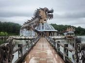 Arquitecturas olvidadas: parque acuático thuy tien