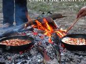 Comente recetas cocina fogata consejos para cocinar fuego abierto sabrosas comidas deliciosas aire libre