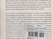 """""""Atlántida, reino olvido"""" revisión crítica"""