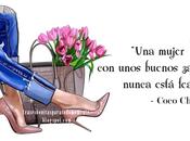 mujer unos buenos zapatos nunca está fea.👠
