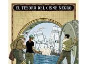 tesoro Cisne Negro, Paco Roca Guillermo Corral. piratas