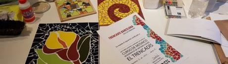 Escuela Mosaico: TrencadisBarcelona